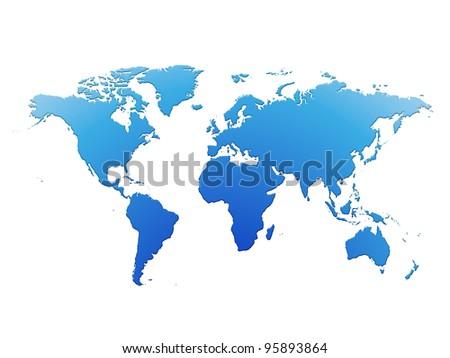 World Map, World background, World map