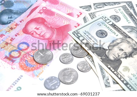 World most two powerful countries currency