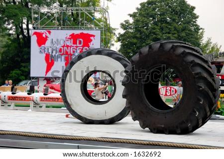 World strong nation 2006 contest in Ukraine Kiev