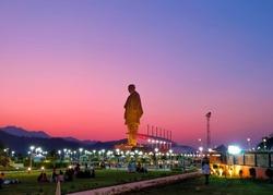 World tallest statue -