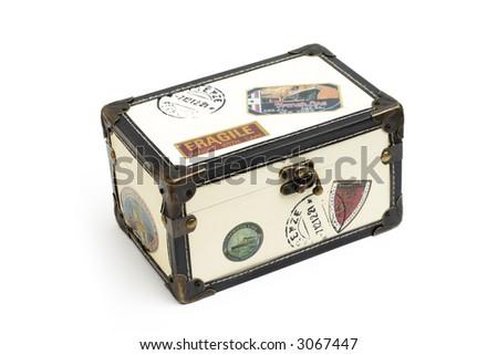 World traveler chest