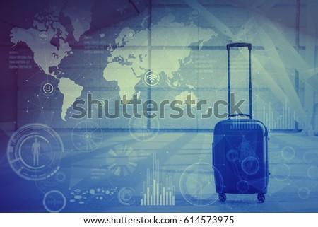 worldwide business concept #614573975