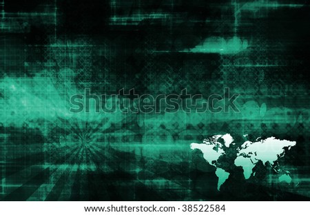 Worldwide Corporate Expansion as a Background