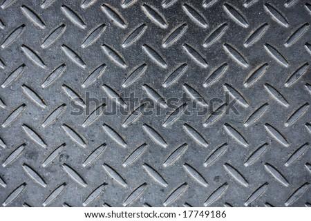 Worn grunge metal texture with detail