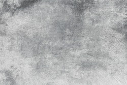 Worn out concrete wall grunge background or texture