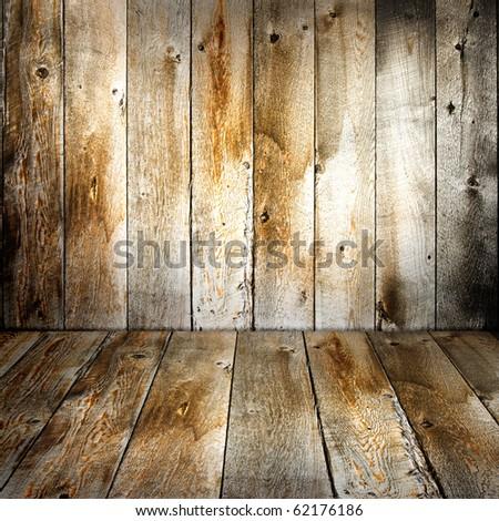 worn weathered wood background