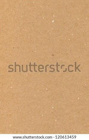 Wrapping paper brown cardboard texture, natural rough textured copy space background, light tan, yellow, beige vertical closeup