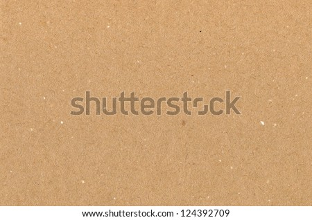 Wrapping paper brown cardboard texture, natural rough textured copy space background, light tan, yellow, beige