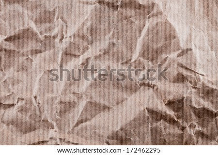 wrinkled craft paper texture