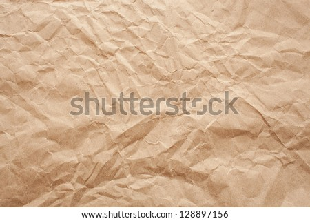 wrinkled old paper texture