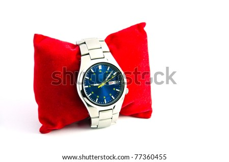 Wristwatch for men to wear their are fashionable