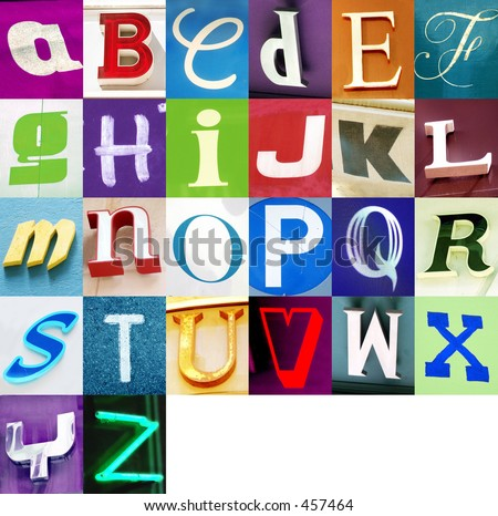 Write messages with this letters!
