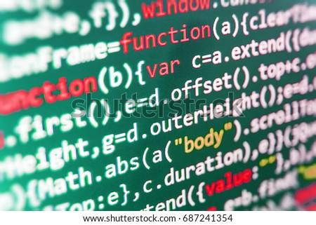writing programming functions...