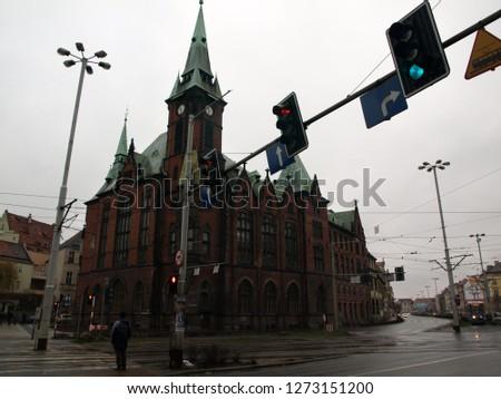 Wroclaw city, Poland #1273151200