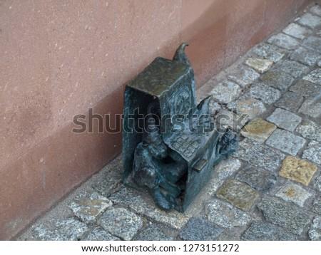 Wroclaw city, Poland #1273151272