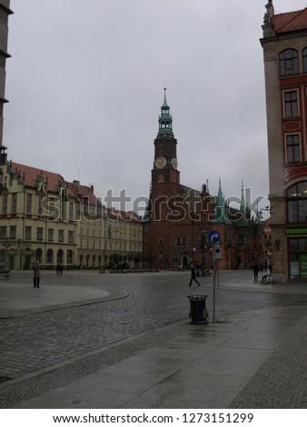 Wroclaw city, Poland #1273151299