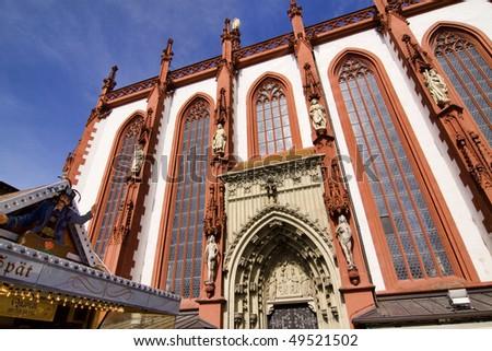 Wuerzburg (Bavaria), St. Mary Chapel