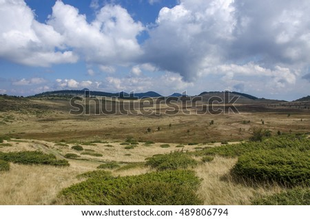 WW1 Battlefield Dobro Pole, Macedonia - Greece border