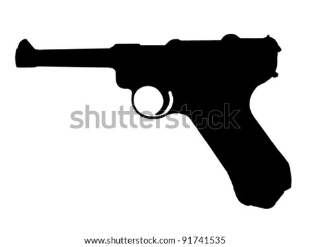 WW2 Series - German Pistole P08 - Luger