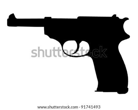 WW2 Series -German Walther P38 Pistol