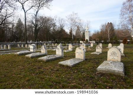 WWI German Military Cemetery, Sofia, Bulgaria #198941036