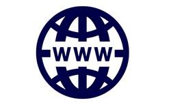 www worldwideweb symbol with globe