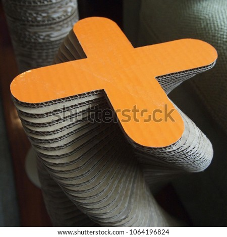 X form logo #1064196824