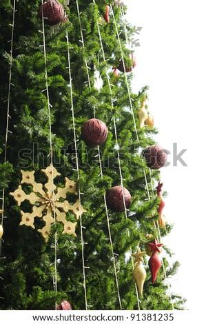 X'mas ornament decoration