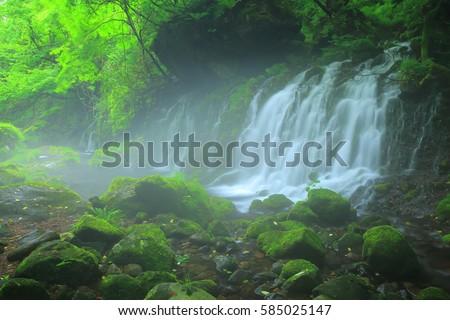 Xia Yuan falls subsoil water #585025147