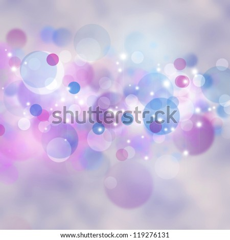Xmas lite backgrounds with beauty bokeh