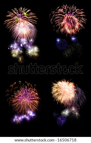 xxxl collection of firework high quality long exposure photos