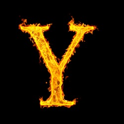y ,fire letter