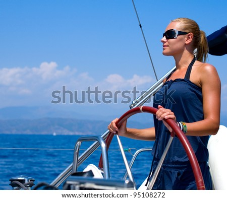 Yacht Sailing
