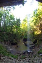 Yahoo Falls, Big South Fork Recreation Area, Kentucky