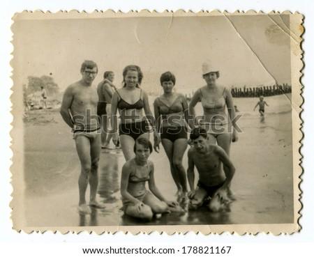 yalta  ussr   circa 1960s   an...