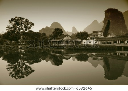 Yang Shuo, Guilin, China