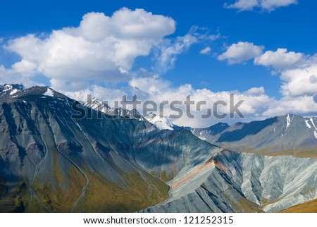 yarlu valley panorama
