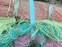 Yarn knit, knitting yarn, diy knitting materials, sewing materials, hobbies, pastel colors,