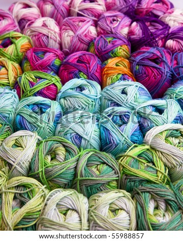 yarn on the market