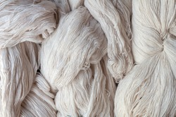 Yarn, raw materials for cotton
