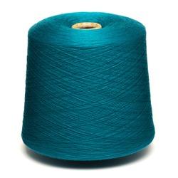 Yarn thread coils color bobbin