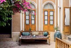 Yazd Hotel Iran