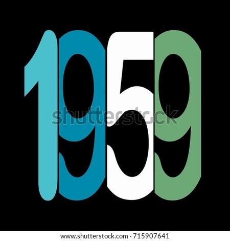Shutterstock Year 1959