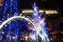 Year-end Christmas Illumination