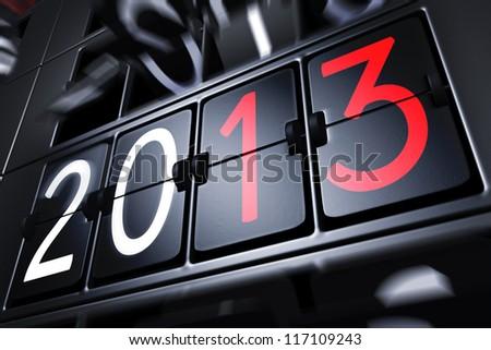Year 2013 Flipping Panel