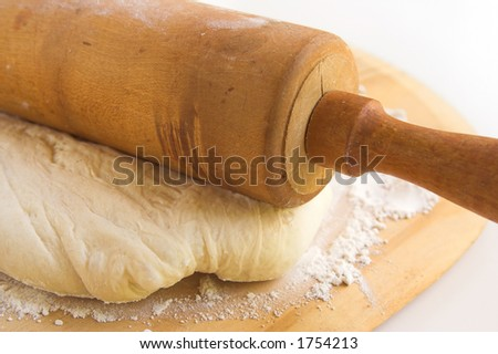yeast dough for baking
