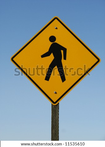 Warning Road Signs. warning road sign with a