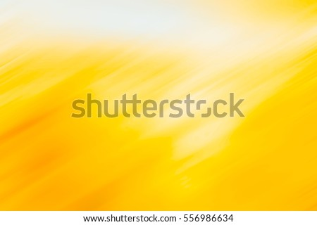 Yellow and white diagonal motion blur texture for background #556986634