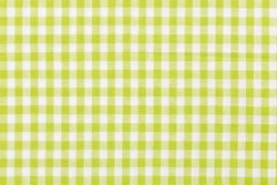 Yellow and white fabric, top quality.