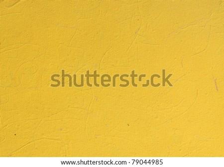 yellow art paper texture